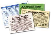 Marabouts De Papier Le Monde Merveilleux Des Flyers